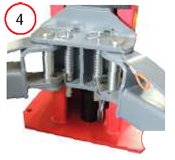 Dual Point Lock Release