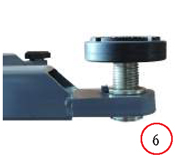 Double Telescoping Screw Pads