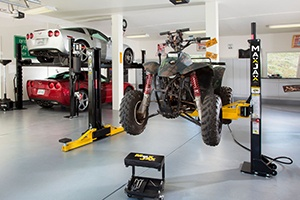MaxJax M6K Optional Motorcycle Adapter Kit