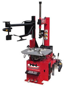 Tire Changers - Nationwide with Helping Arm | Model: NW-950-WPA