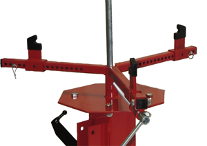 TC-MCATVM adjustable clamp range