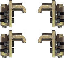 79327D Hook-End Adapter Brackets