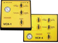 Robinair VCX1 Control Panel