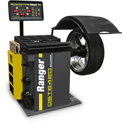 Ranger DST642D 2D Quick-Touch™ Drive-Check™ Wheel Balancer w/36 mm Shaft