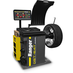 Ranger DST64T 3D Quick-Touch™ DataWand™ Wheel Balancer w/36 mm Shaft