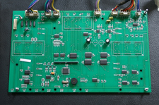 DST64T Electrical Board