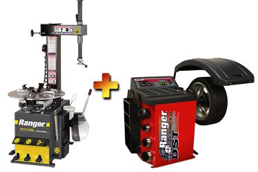 Tire Changer, Wheel Balancer Combos | Best Buy Auto Equipment
