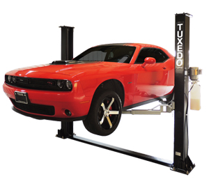 Tuxedo TP9KF-TUX 9,000 lb. Symmetric Light Duty 2 Post Car Lift