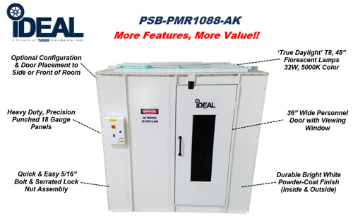 iDeal PSB-PMR1088-AK features