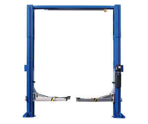 iDeal Lift TP12KC-DX 12K lb 2 Post Symmetric Car Lift ALI-ETL Certified