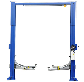 iDeal Lift TP12KSC-DX 12K lb 2 Post Symmetric Car Lift ALI-ETL Certified