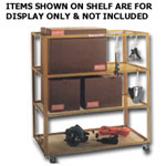 ALC Keysco Deluxe Parts Cart ALC77727