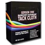 Gerson Company 2000™ Basecoat/Clearcoat Tack Cloth GRS20001B
