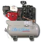 BelAire 3G3HHL 13 HP Honda Two Stage Engine Powered Air Compressor P/N 8090250037
