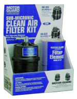Motor Guard Air Filter Kit M30 & 2 JLMM45