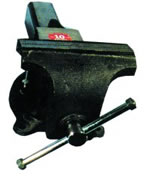 "K Tool International 8"" Steel Vise KTI64108"