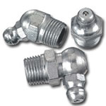 Lincoln Ten Assorted FTG Grease Fittings in Three Popular Sizes, Blister Packed on One Card LIN5468