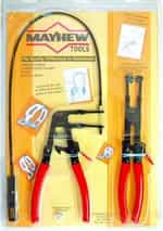 Mayhew 2 Piece Hose Clamp Plier Set MAY28655