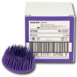 3M Scotch-Brite™ Roloc™ Body Man's Bristle Disc MMM07536
