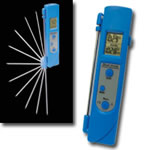 Mastercool Dual Temp Plus Infrared Probe Thermometer MSC52226
