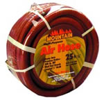Mountain 25 ft. x 3/8 in. Rubber Hose MTN633825RJ