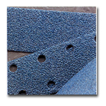 Norton 80 Grit Blue Magnum Body File PSA Sanding Sheets NOR23608