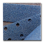 Norton 40 Grit Blue Magnum Body File Sanding Sheet Speed Grip NOR23615