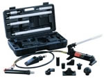 Omega 4 Ton Body Repair Kit with Plastic Case OME50040