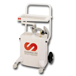 Oil Drain - Samson 10 Gallon Motorcycle Oil Drain | Model: SPM1336