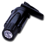 Streamlight Black with White LED Clipmate™ Clip Light STL61101