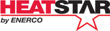 HeatStar by Enerco F128835 HS60CLP 60,000 BTU Cordless Forced Air Industrial Heater - ENR-F128835