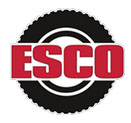 Esco Equipment 10803 20-Ton Locking Collar Screw Style (1) Jack Stand - ESC10803