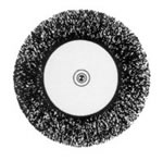 "Vermont American 3"" Coarse Wire Wheel Brush /w 1/4"" Deep Shank VER16791"