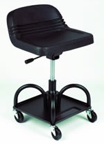 Whiteside Manufacturing HRAST Deluxe High-Rise Adjustable Creeper Seat - WHIHRAST